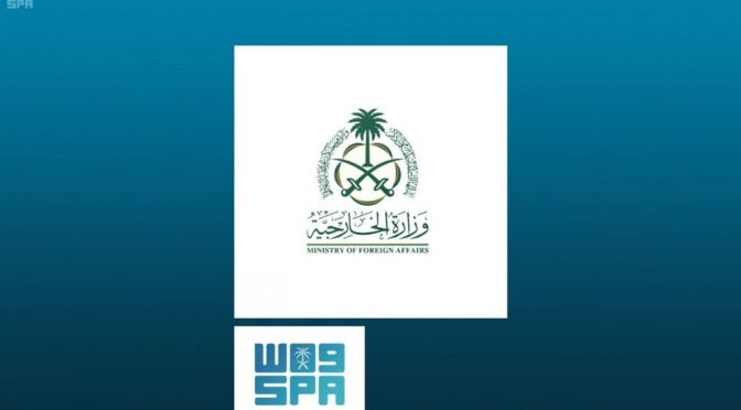 Саудовский государственный министр по иностранным делам принял послов Соединенного Королевства, Франции и Германии