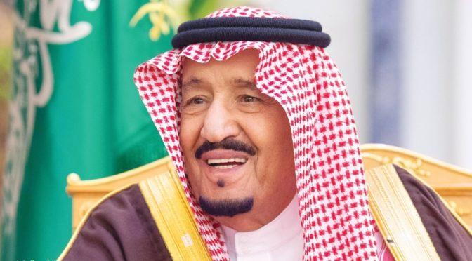 Король и наследный принц встретились с генеральным директором ЮНЕСКО