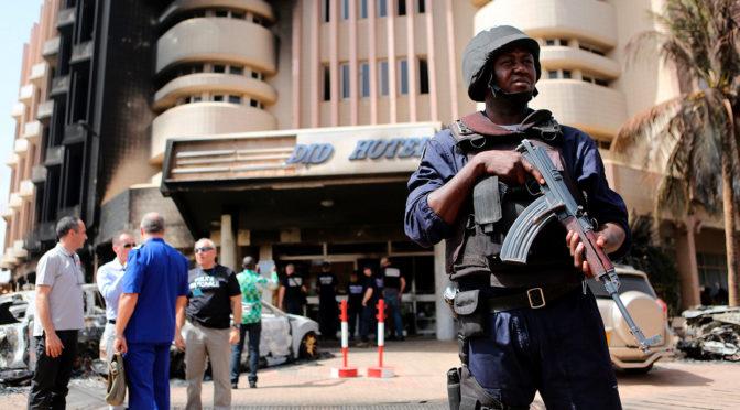 Правительство соболезнует президенту Буркина Фасо в связи с жертвами террористической атаки