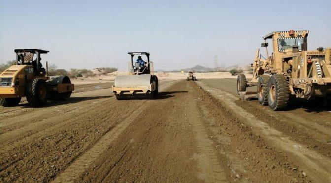 Муниципалитет Мекки: завершился первый этап расширения шоссе «Шамсия-аль-Курра» длиной 7 км