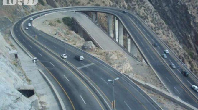 Шоссе «Хада-Таиф» открыто спустя нескольких часов закрытия