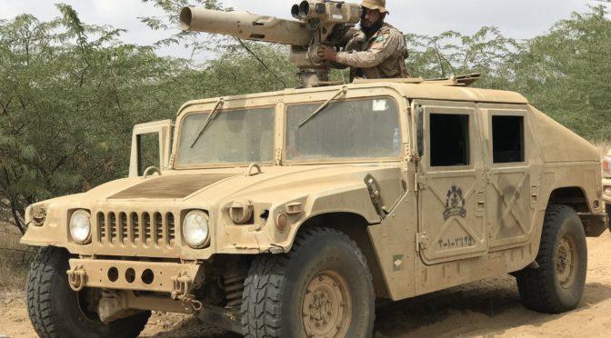 Армия Йемена уничтожила главаря хусиитов в Далиа