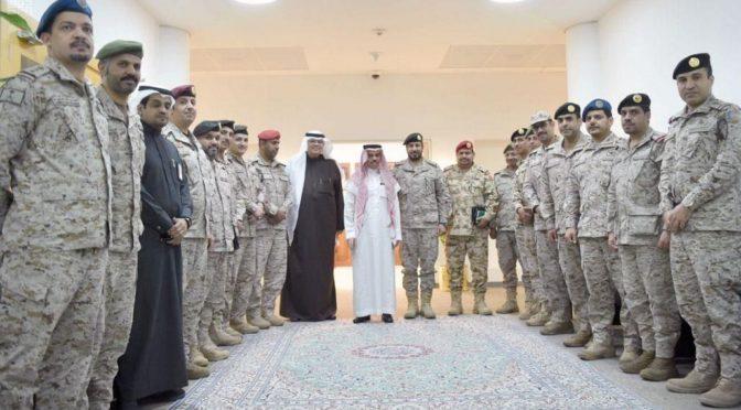 Министр иностранных дел принял делегацию участников 11-ой военной сессии при командно-штабном колледже