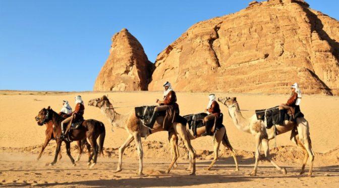 С духом эпохи и благоуханием истории: округ аль-Ула рад посетителям