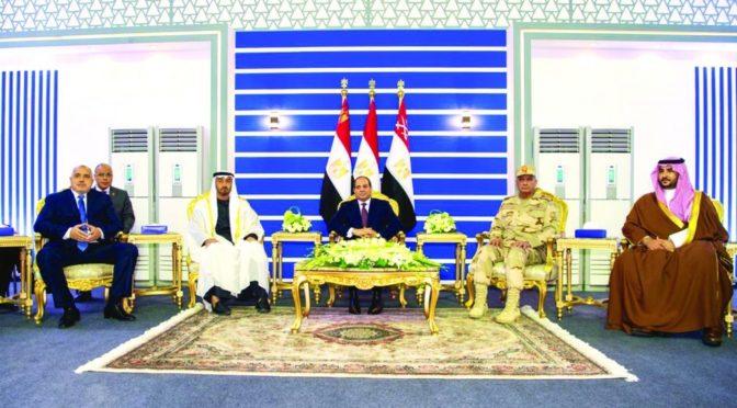 Заместитель министра обороны возглавил делегацию Королевства на открытии военной базы Бернис в Арабской Республике Египет