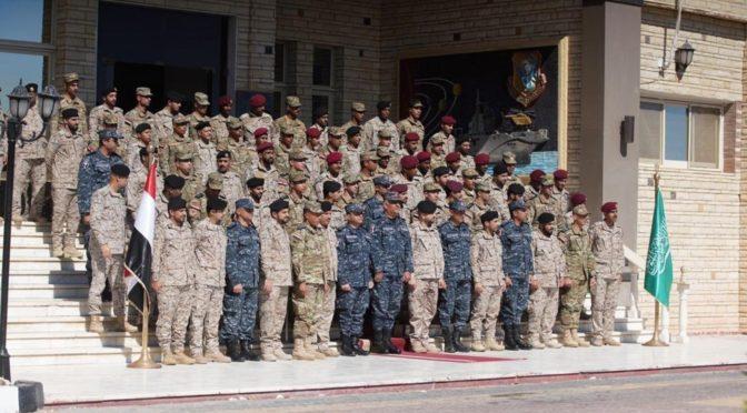 Начались совместные учения «Марджан-16» ВМФ Египта и Королевства