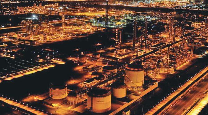 АРАМКО и Sabiс являются сильнейшим альянсом в глобальном нефтехимическом доминировании Саудии