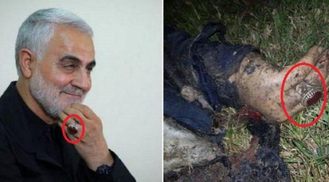 Как иранцы и иракцы изъявили радость в связи с уничтожением Сулаймани Кассема