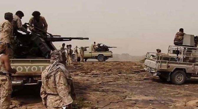 Неудачный пуск хусиитами баллистической ракеты по ННС «Сафир»