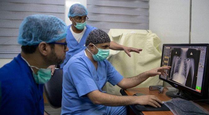 Силами Центра им.Короля Салмана в Йемене было проведено 15 кардиохирургических операций
