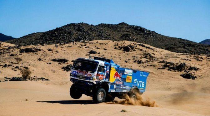 Неожиданную победу на первом этапе «Ралли Дакар-2020» одержал литовский гонщик Вайдотас Зала