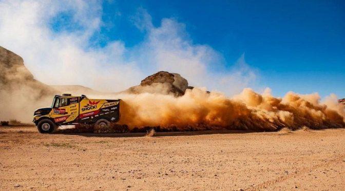 Победу на пятом этапе «Ралли Дакар-2020» одержал представитель Испании Карлос Сайнс
