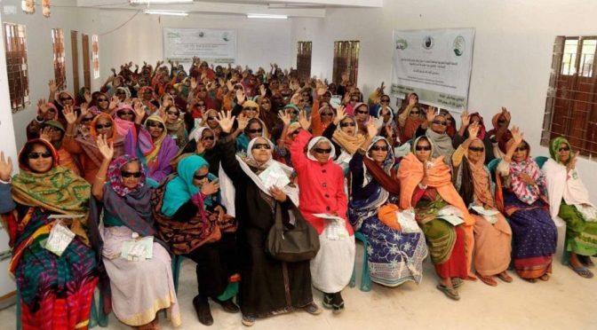 Центр  гуманитарной деятельности им. короля Салмана в течение 2019 года провел  30 волонтёрских медицинских кампаний в 14 странах мира