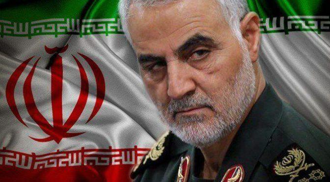 Экс-глава КСИР: «Ответ Ирана на уничтожение Сулаймани охватит и Израиль»
