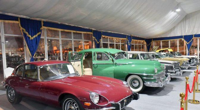 Завтра в Дириаъ завершается 5-ый фестиваль ретроавтомобилей