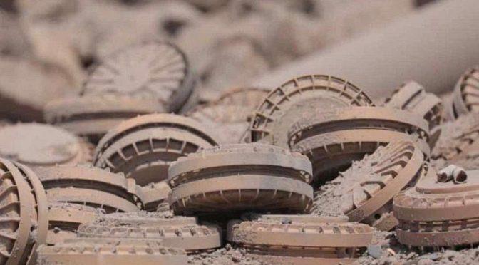 «Масам» в течение четвертой недели марта 2020 года обезврежена 1781 мина