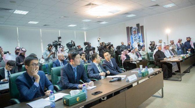 ЦСГД  им. короля Салмана подписал шесть контрактов на предоставление  медицинского оборудования и материалов для борьбы с коронавирусом в  Китае