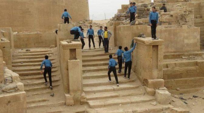ЦСГД им. короля Салмана участвует в реабилитации детей-солдат в Маарибе