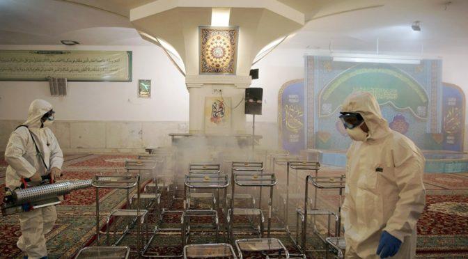 Коронавирус поразил Иран