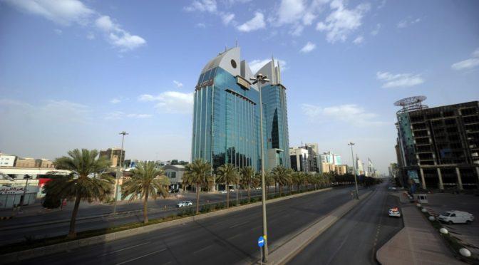 Будни Эр-Рияда