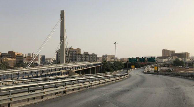 Спокойствие царит на улицах Эр-Рияда