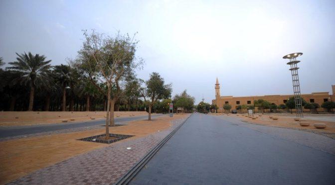 Прогулка по Эр-Рияду