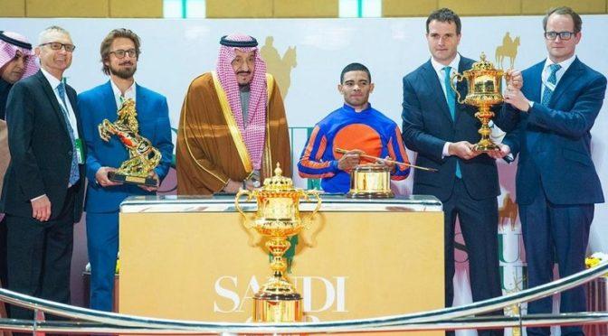 ٌКонные скачки на «Кубок Саудовской Аравии»