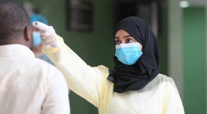 Министерство по делам ислама КСА завершило первый этап программы по дезинфекции мечетей в разных регионах Королевства