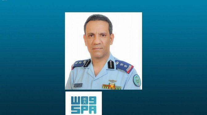 Командование коалиции: заявления хуситов о депортации из Королевства 800 человек сомалийской национальности в Йемен являются ложными и необоснованными