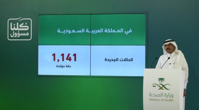 Министерство здравоохранения: Зафиксировано 1172 новых случая заражения коронавирусом, общее число инфицированных 15102