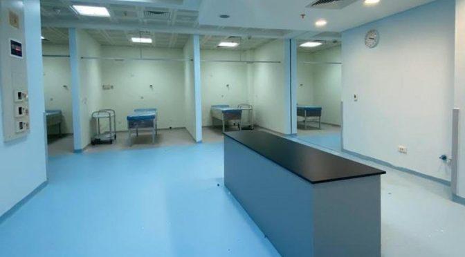 Университет Джазана оснастил медицинский центр на 220 коек для приёма пациентов с коронавирусом
