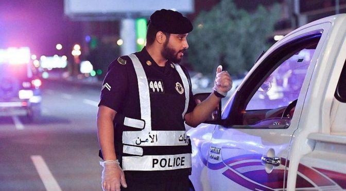 Улицы исторической провинции Джидда стали свидетелями соблюдения гражданами и резидентами указа о введении комендантского часа