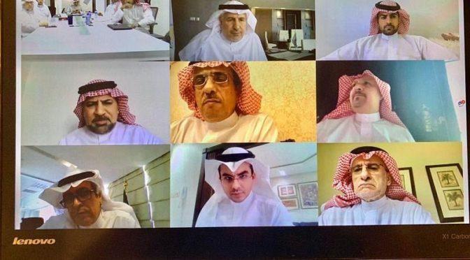 ЦСГД им.короля Салмана подписал шесть контрактов на обеспечение необходимых потребностей для борьбы с распространением коронавируса в Йемене и Палестине
