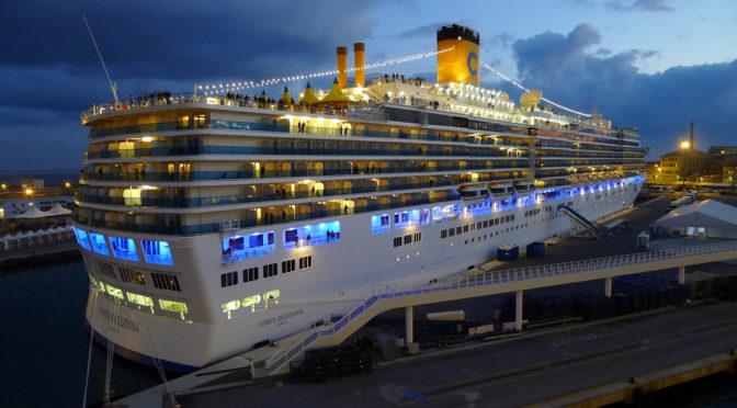 Пограничники эвакуировали двух человек с итальянского парохода в водах Красного моря