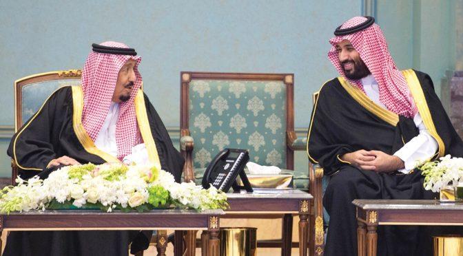 Служитель Двух Святынь и Его Высочество наследный принц получили два письма от эмира Кувейта