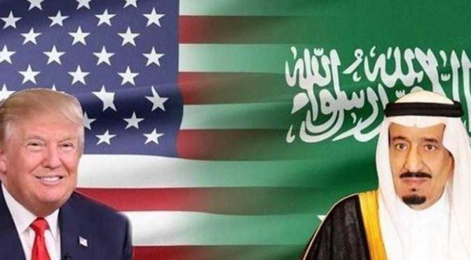 Служитель Двух Святынь поздравил президента США с Днём независимости