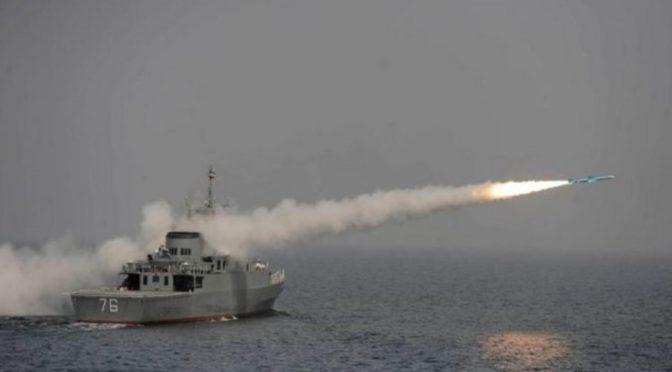 """Иран опубликовал фотографии моряков, погибших в результате """"дружеского огня"""""""