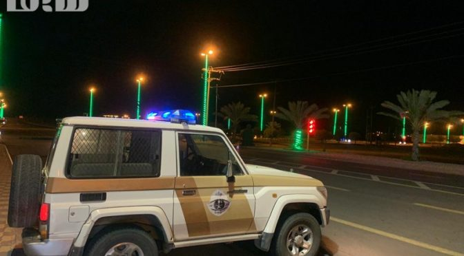 Силы безопасности наращивают своё присутствие во время комендантского часа в селениях и на улицах вади аль-Фуруъ