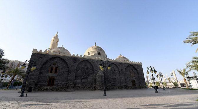 Мечеть аль-Гамама – одно из памятных мест пророческого жизненного пути