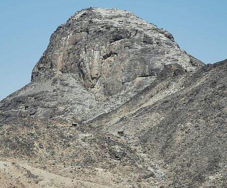 Гора Света: гора Корана и место нисхождения откровений