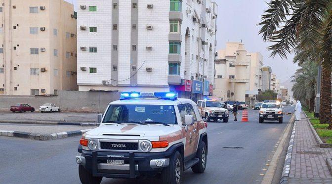 Эр-Рияд: Арестована девушка, обрядившаяся в жилет сил общественной безопасности