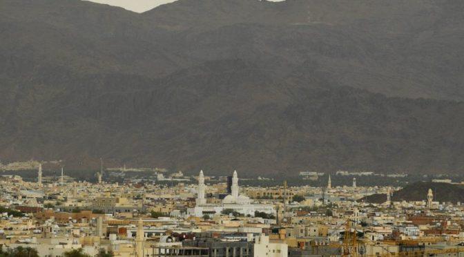 Историческая гора Ухуд, олицетворяющая благо Медины и свидетельство бессмертного жизненного пророческого пути