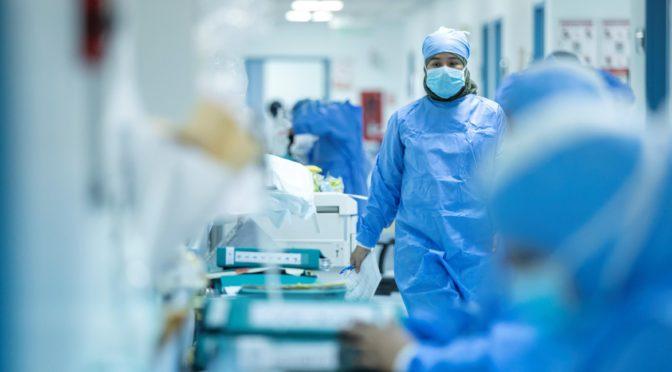 В КСА выявили 3379 новых случаев заражения коронавирусом