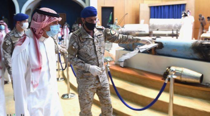 аль-Джубейр: Хусииты запускают по Королевству ракеты, произведённые в Иране