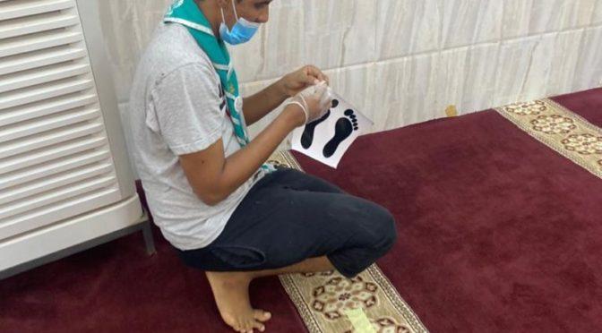 Комитет по социальному развитию и общество скаутов округа Самита очистили 147 джума и квартальных мечетей