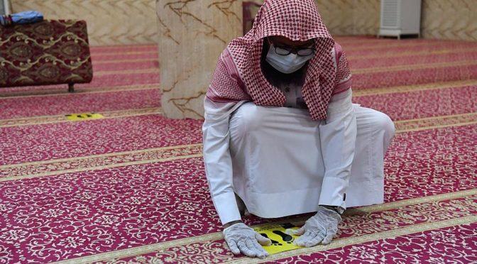 Джума-мечети и квартальные мечети округа Дарба открыли двери для молящихся на фоне применения мер предостороженности