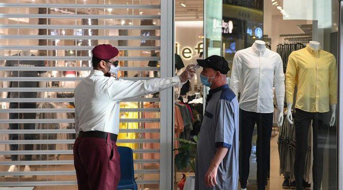 «ВАС» запечатлел возвращение торговой активности на рынки Таифа