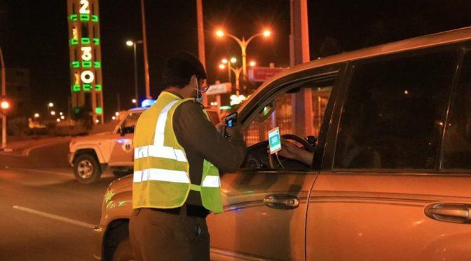 Фотокорреспондент «ВАС» сопровождал силы безопасности в Тарифе при контроле ношения масок на рынках