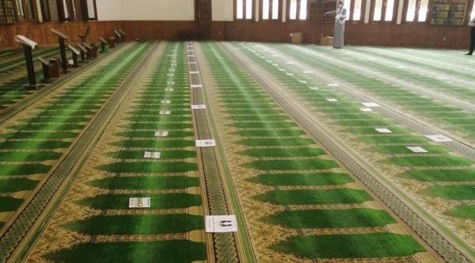 Мечети Благородной Мекки завтра открывают двери для молящихся