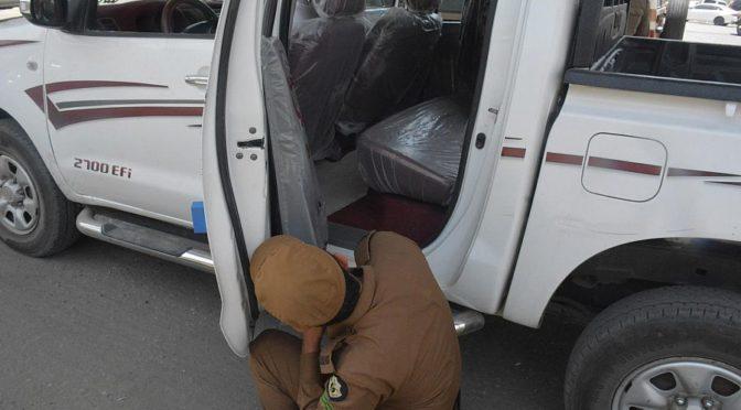 «ВАС» запечатлела усилия сотрудников сил безопасности округа ад-Дайяр бани Малик
